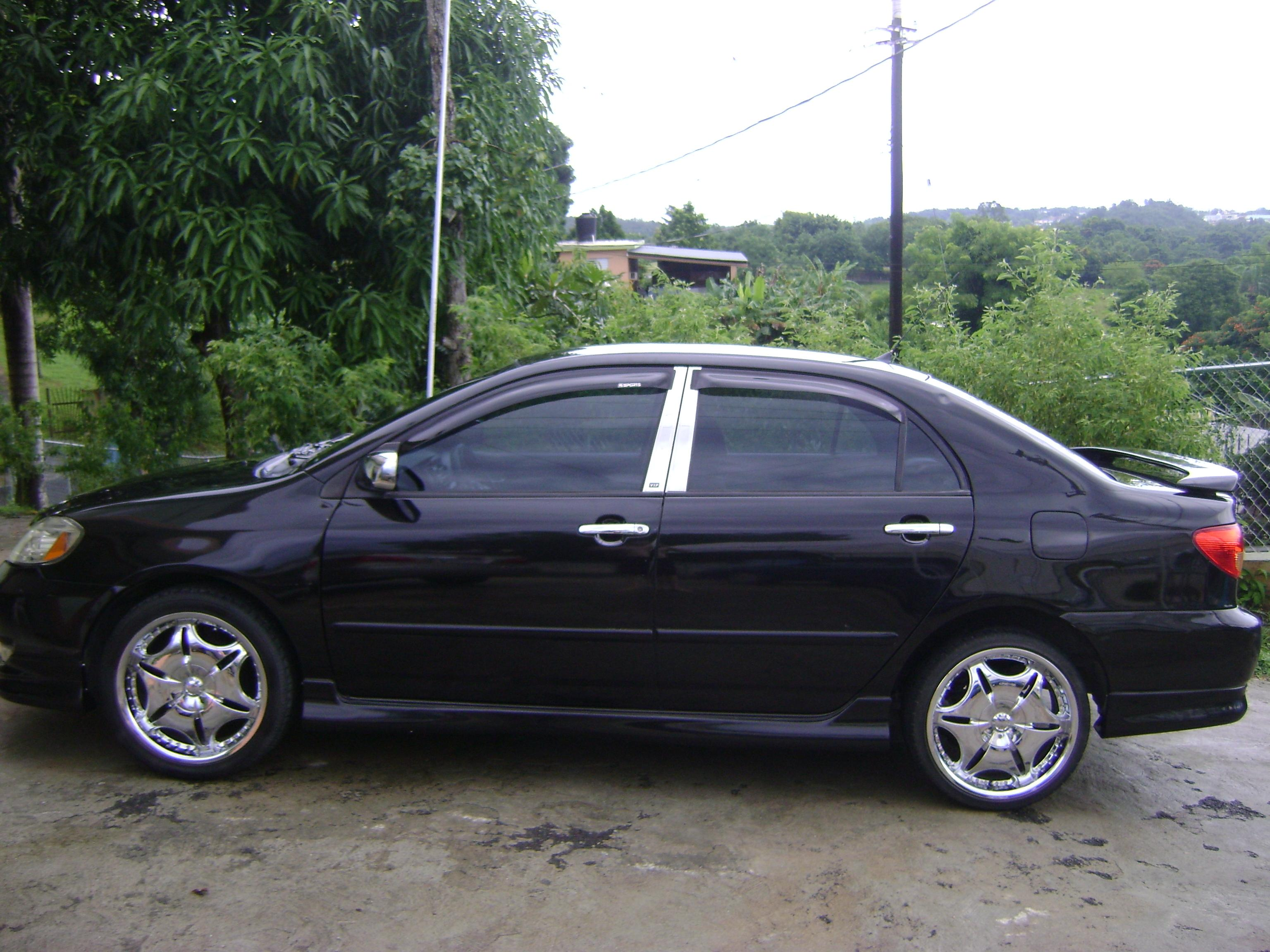 corolla24 2004 toyota corollas sedan 4d specs photos. Black Bedroom Furniture Sets. Home Design Ideas