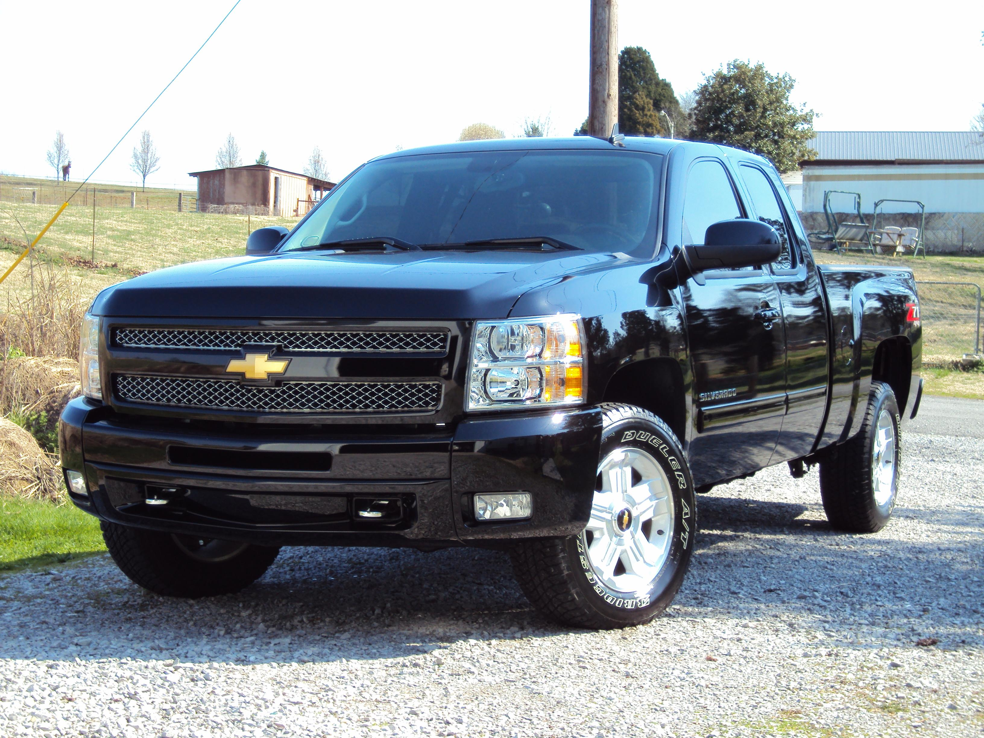 silveradomoose 2011 chevrolet silverado 1500 extended cablt specs photos modification info at. Black Bedroom Furniture Sets. Home Design Ideas