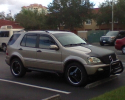 Another ftldiver 2002 Mercedes-Benz ML-Class post... - 15257348