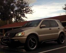 Another ftldiver 2002 Mercedes-Benz ML-Class post... - 15257349