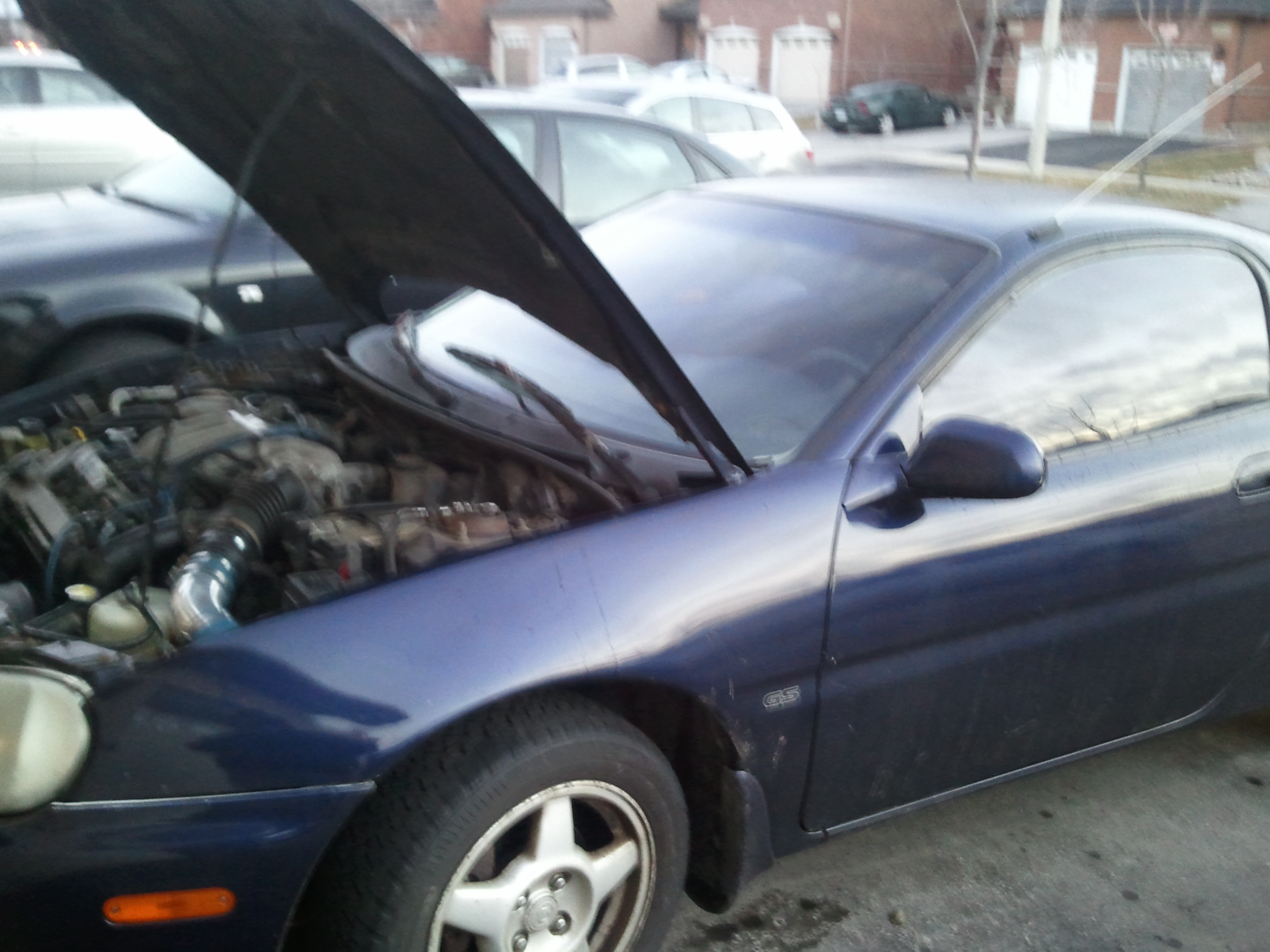 Another whitete 1994 Mazda MX-3 post... - 15257559