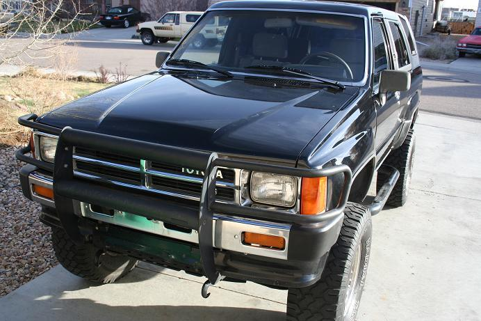 coldfusion96 1988 Toyota 4Runner
