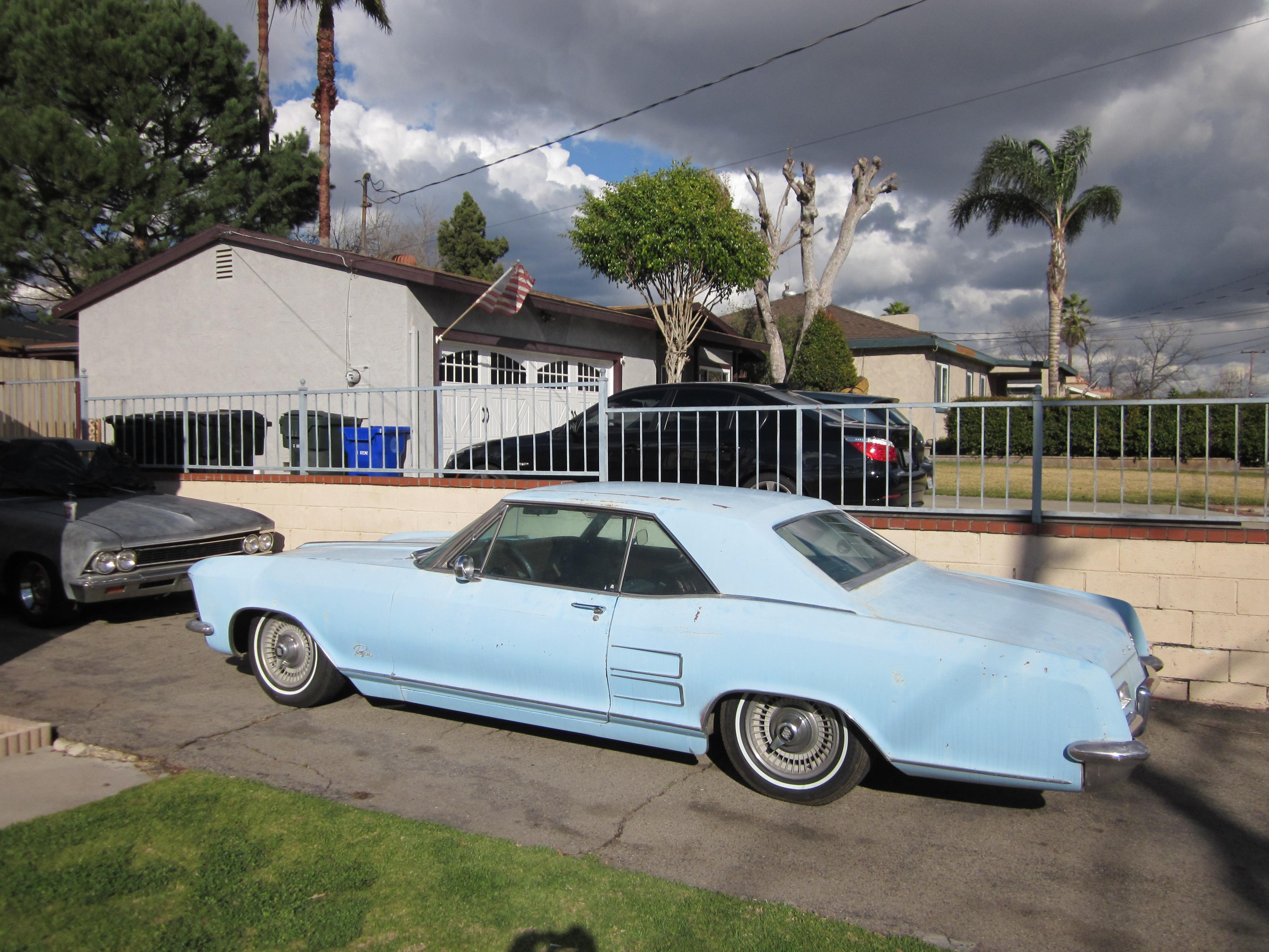 Another Hooliganz58 1963 Buick Riviera post... - 15258937