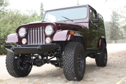 ICON4x4Designs 1982 Jeep CJ7