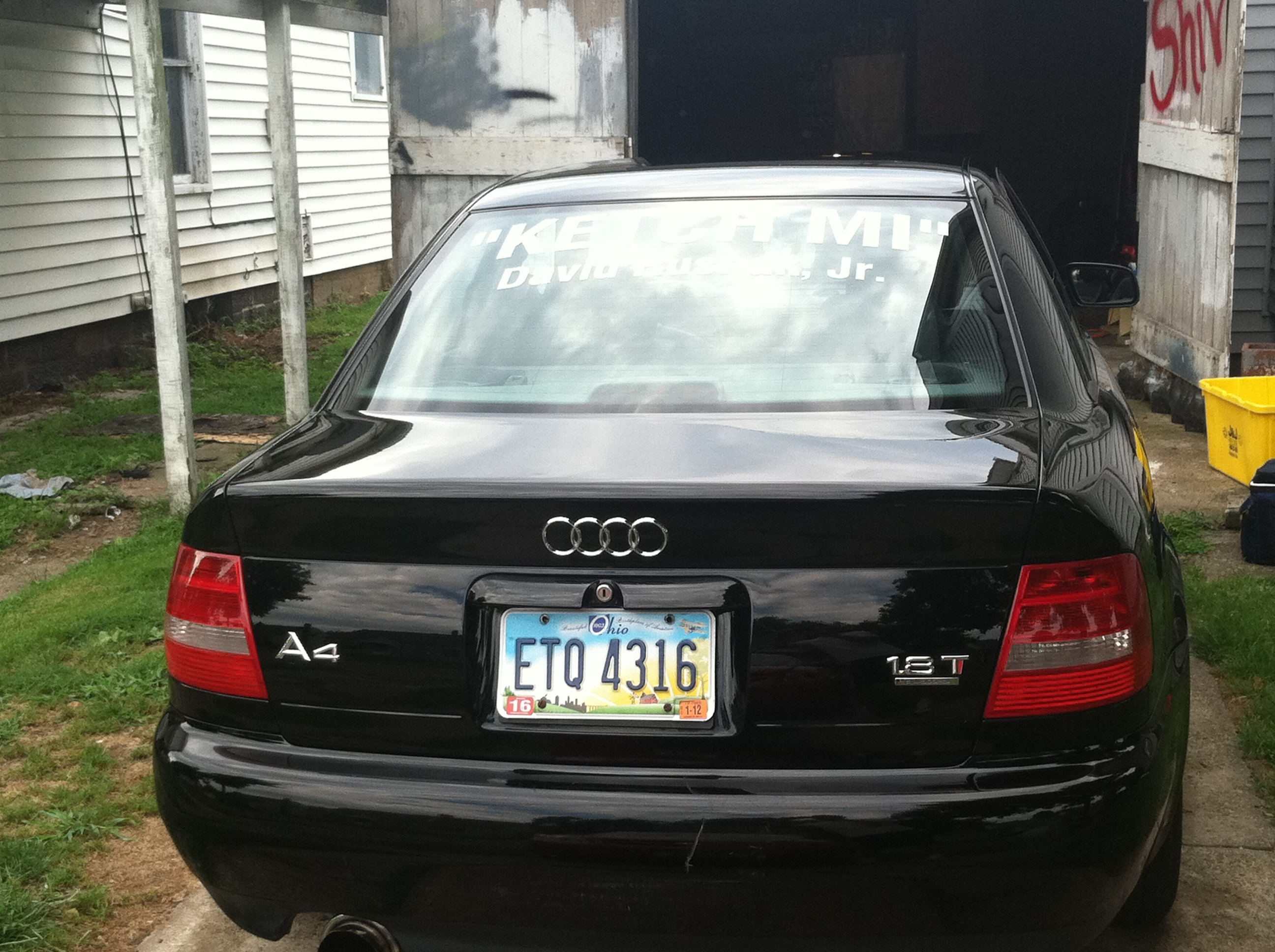 Another Fitchin11 2001 Audi A4 (2005.5) post... - 15259111