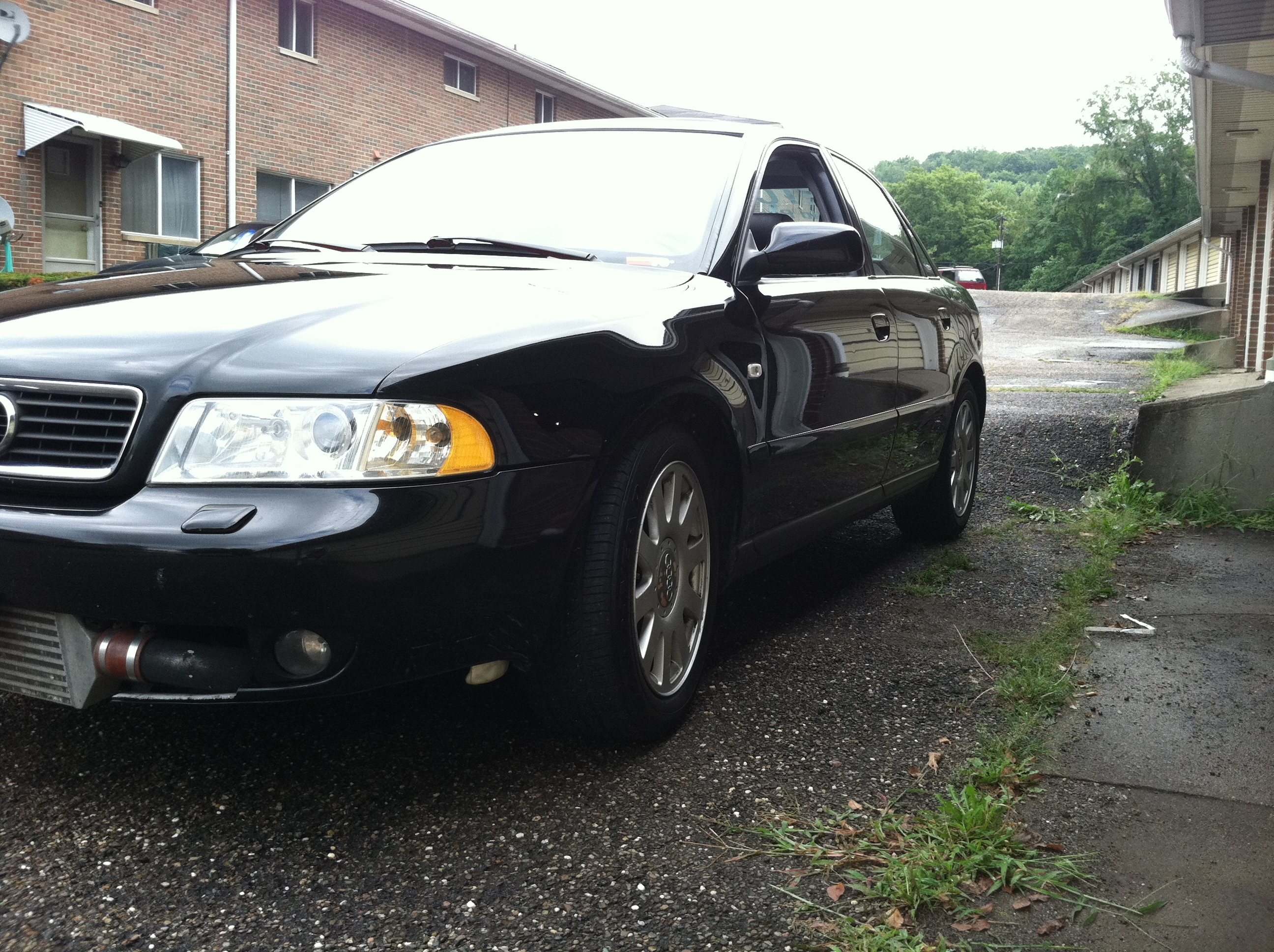 Another Fitchin11 2001 Audi A4 (2005.5) post... - 15259119