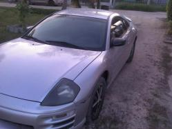 Speed-deamonz 2002 Mitsubishi Eclipse