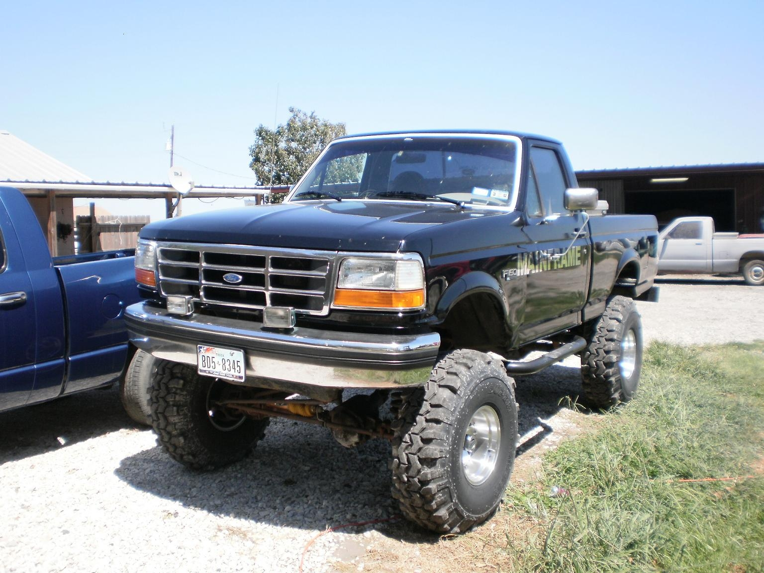 96 Ford F150 Parts GrandParkway 1996 Ford F150 Regular CabShort Bed Specs, Photos ...