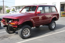 ICON4x4Designs 1991 Toyota Land Cruiser