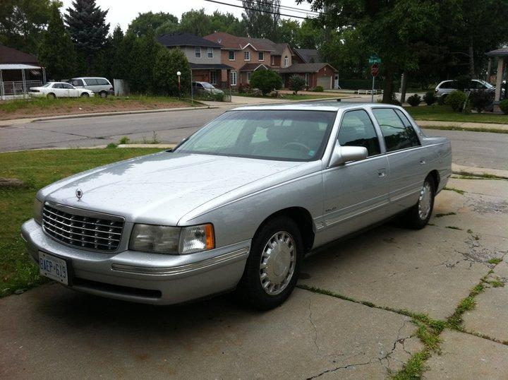 Another SatansCamaro 1999 Cadillac DeVille post... - 15260110