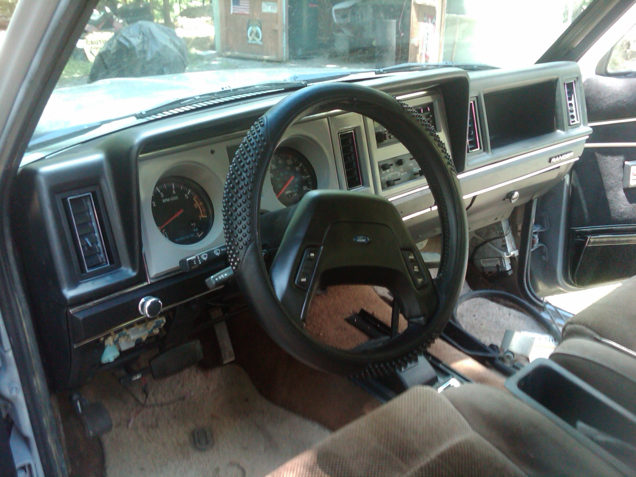 ashtrizzney 1986 ford ranger super cab specs photos. Black Bedroom Furniture Sets. Home Design Ideas