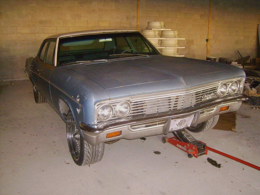 Another Trinidadianese 1966 Chevrolet Impala post... - 15260482