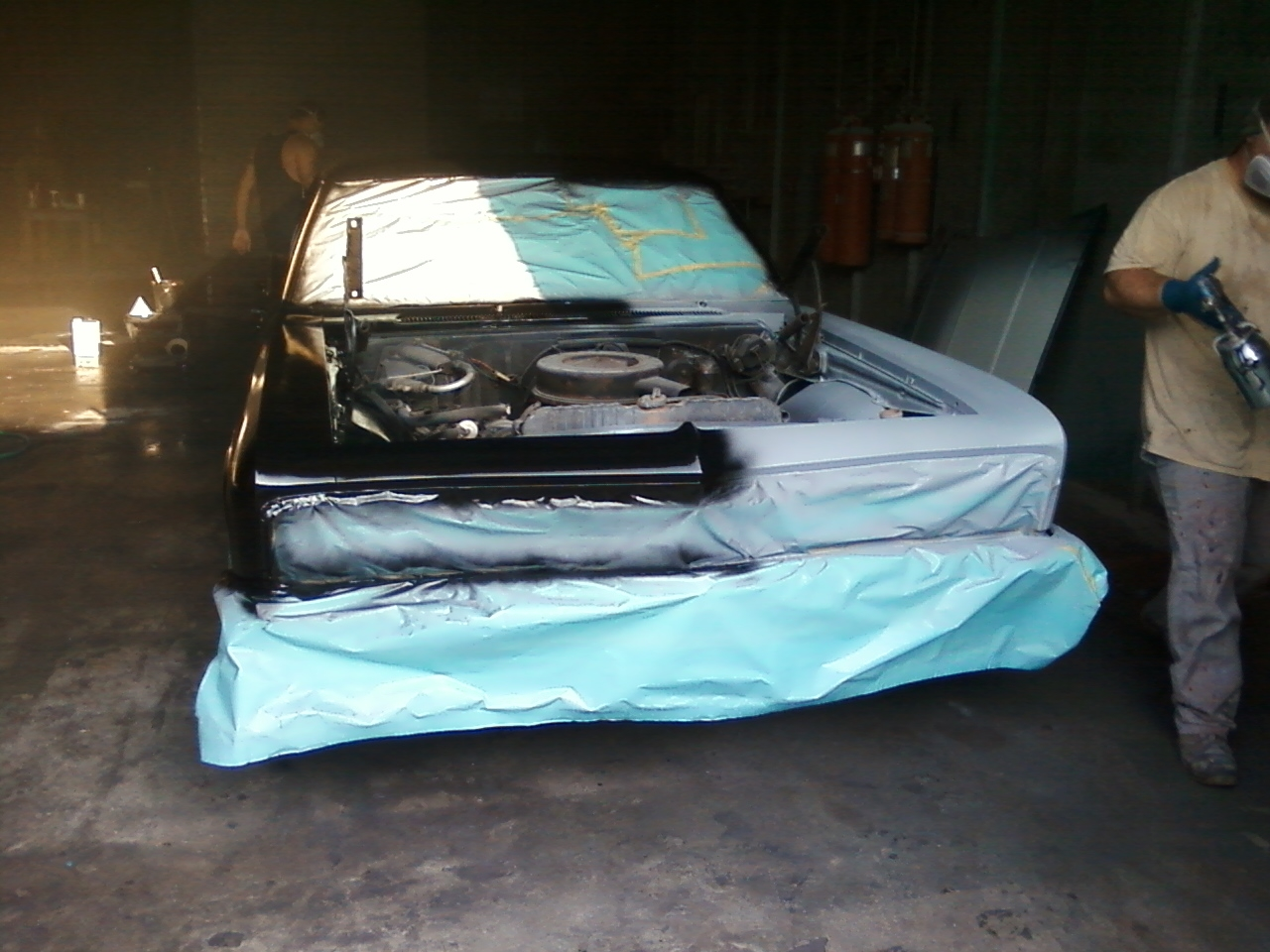 Another Trinidadianese 1966 Chevrolet Impala post... - 15260493