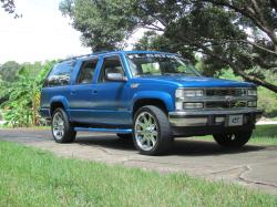 DioCustoms 1994 Chevrolet Suburban 2500