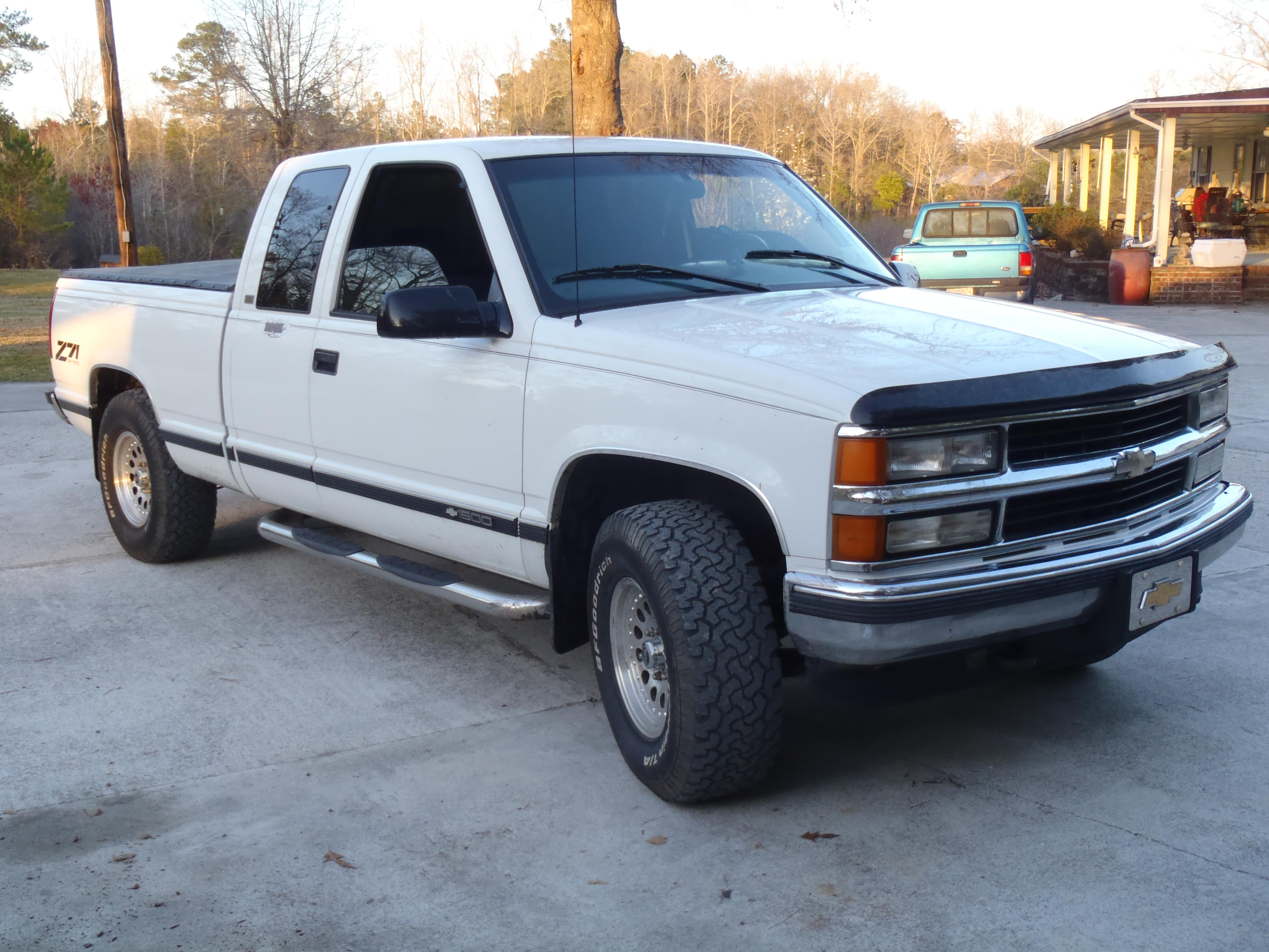 Another D_wayne5410 1997 Chevrolet 1500 Extended Cab post... - 15259569