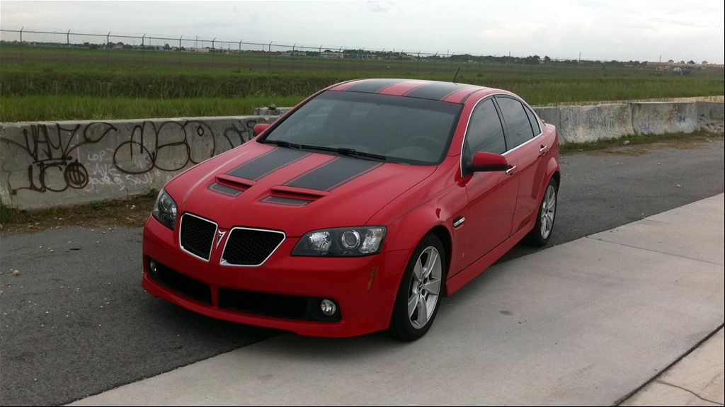 malefic gp 39 s 2008 pontiac g8 gt sedan 4d in miami fl. Black Bedroom Furniture Sets. Home Design Ideas
