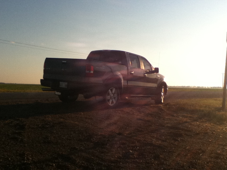 Another escaped18 2007 Ford F150 SuperCrew Cab post... - 15259582