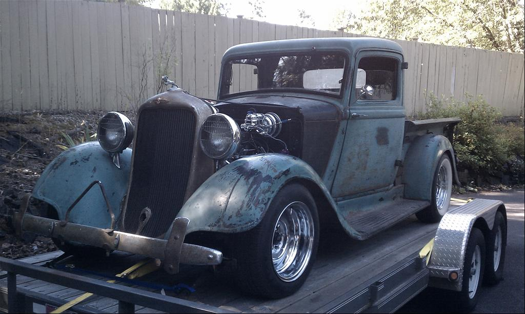 bboeholt 1934 dodge 100 pickup specs photos modification info at cardomain