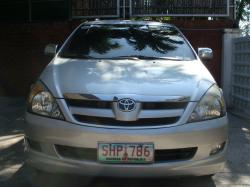 buz168s 2006 Toyota Innova