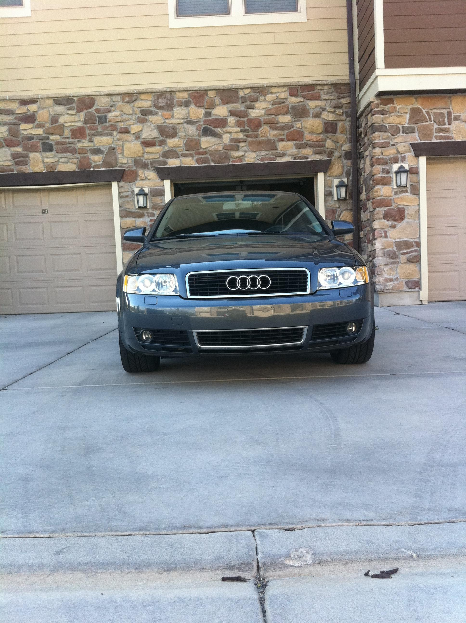 Another underground6t9 2005 Audi A4 post... - 15261604