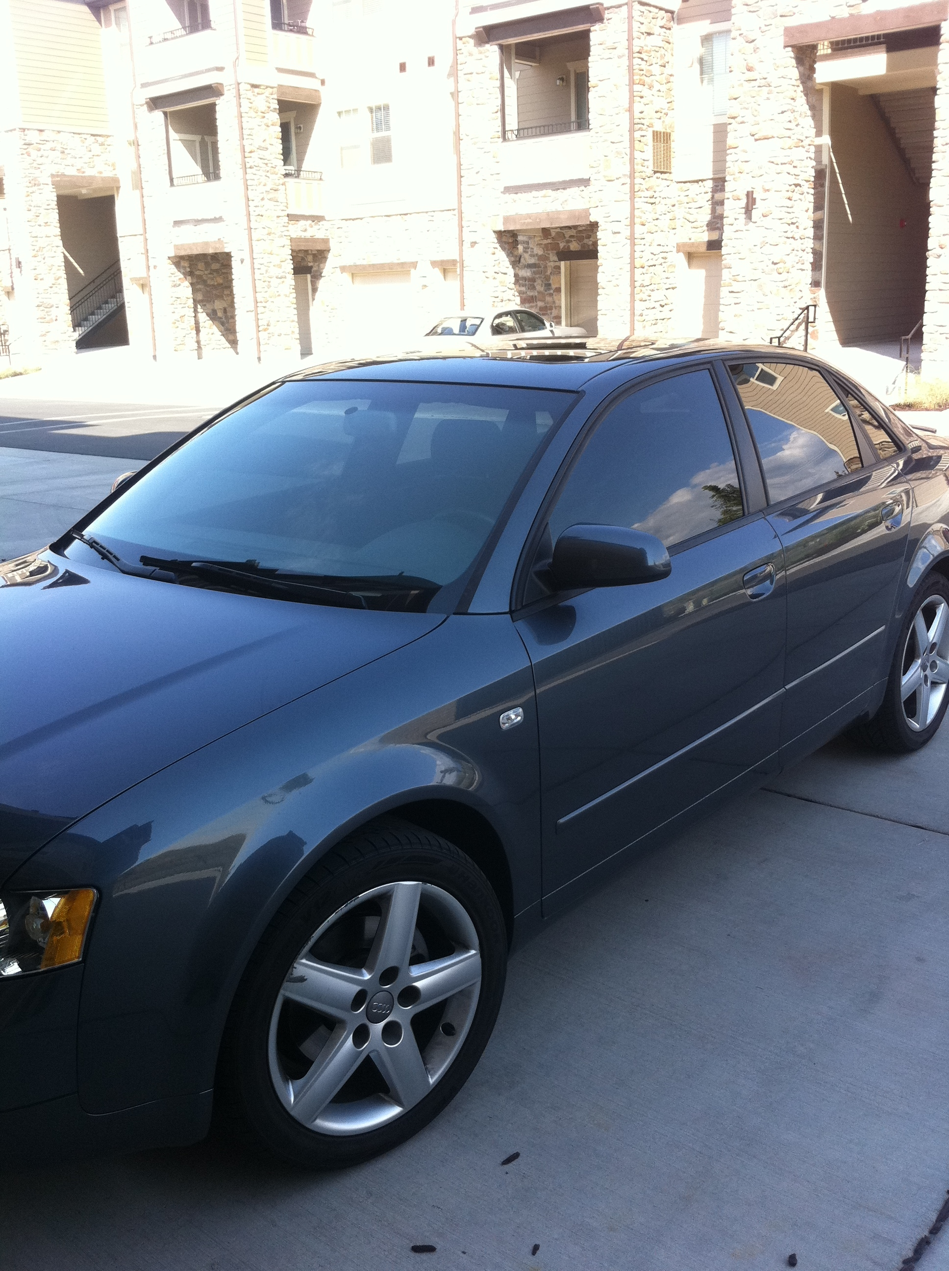 Another underground6t9 2005 Audi A4 post... - 15261607