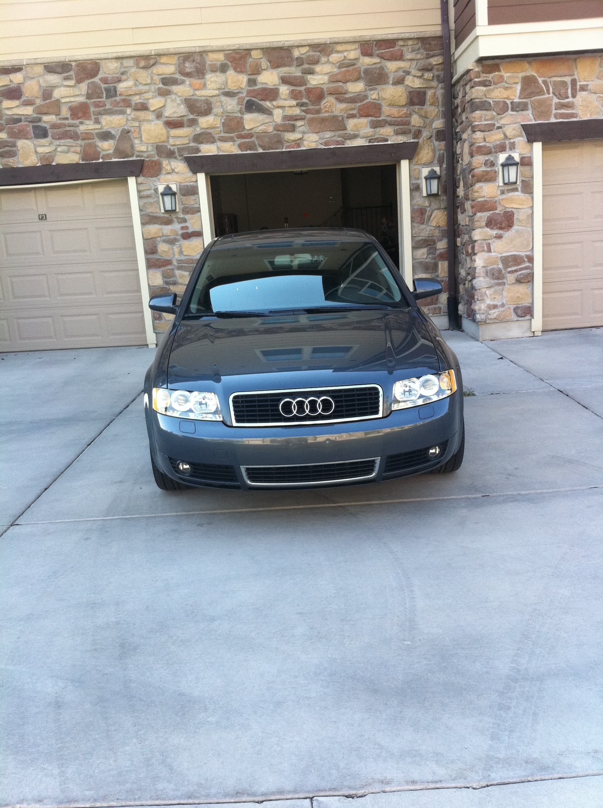 Another underground6t9 2005 Audi A4 post... - 15261608