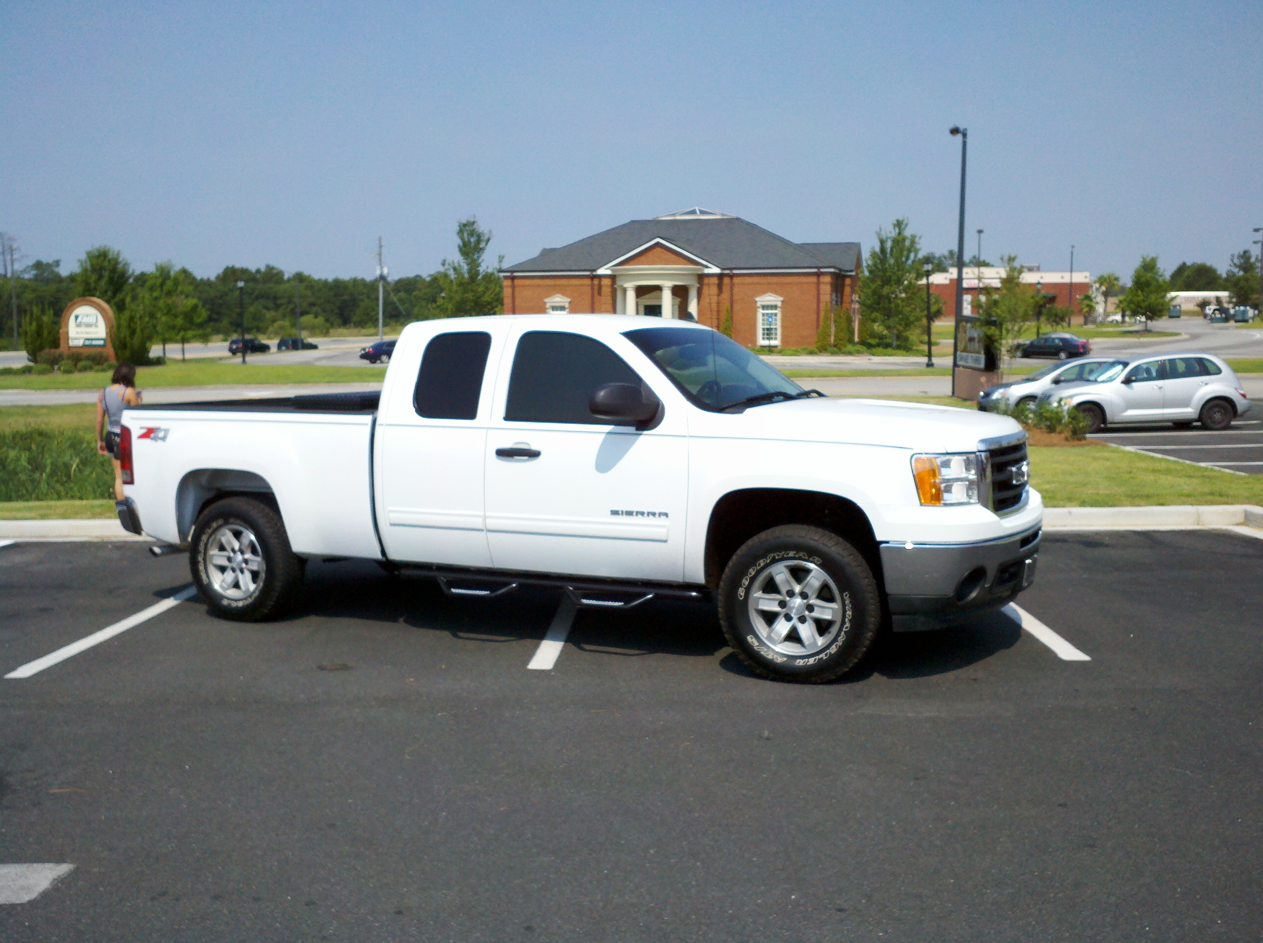 Cwise12 2010 Gmc Sierra 1500 Extended Cabsle Pickup 4d 6 1 2 Ft Specs Photos Modification Info At Cardomain