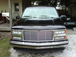 ZakyWs 1995 Chevrolet Silverado 1500 Extended Cab