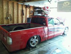 Putz213 1997 Dodge Dakota Extended Cab
