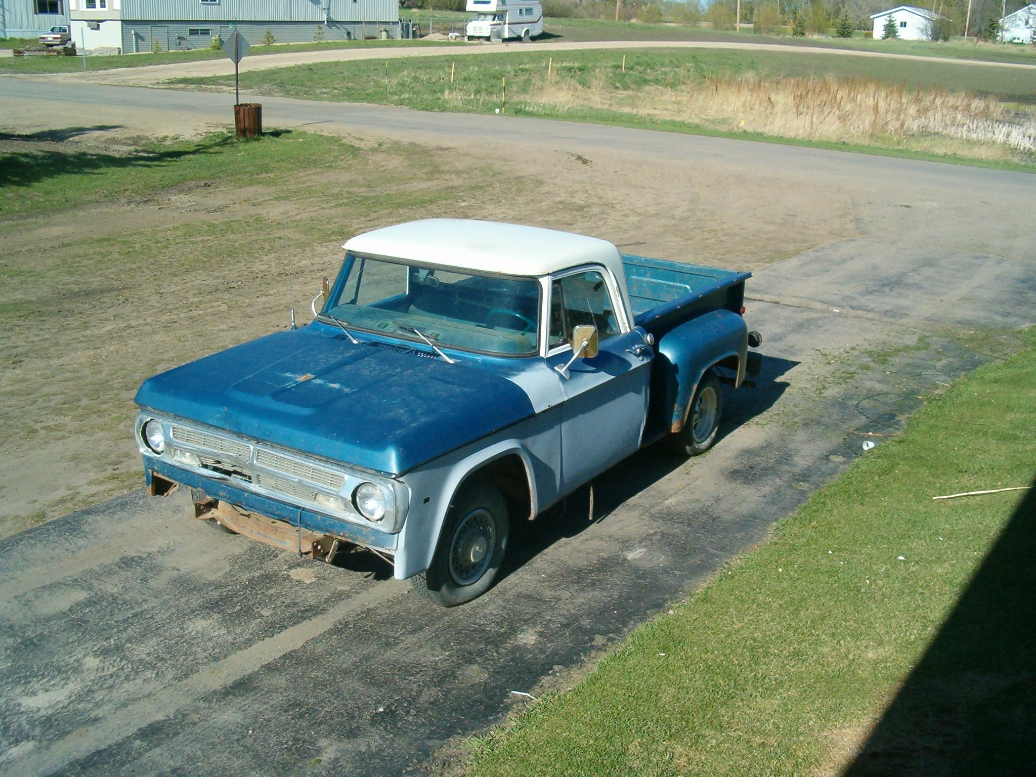 Another moparluvr22 1970 Dodge 100 Pickup post... - 15262780