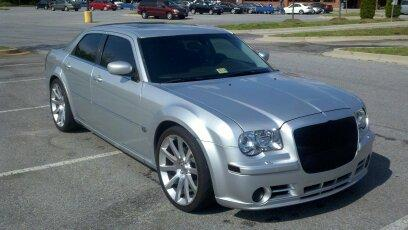 tellyga 2007 chrysler 300300c srt8 sedan 4d specs photos. Black Bedroom Furniture Sets. Home Design Ideas