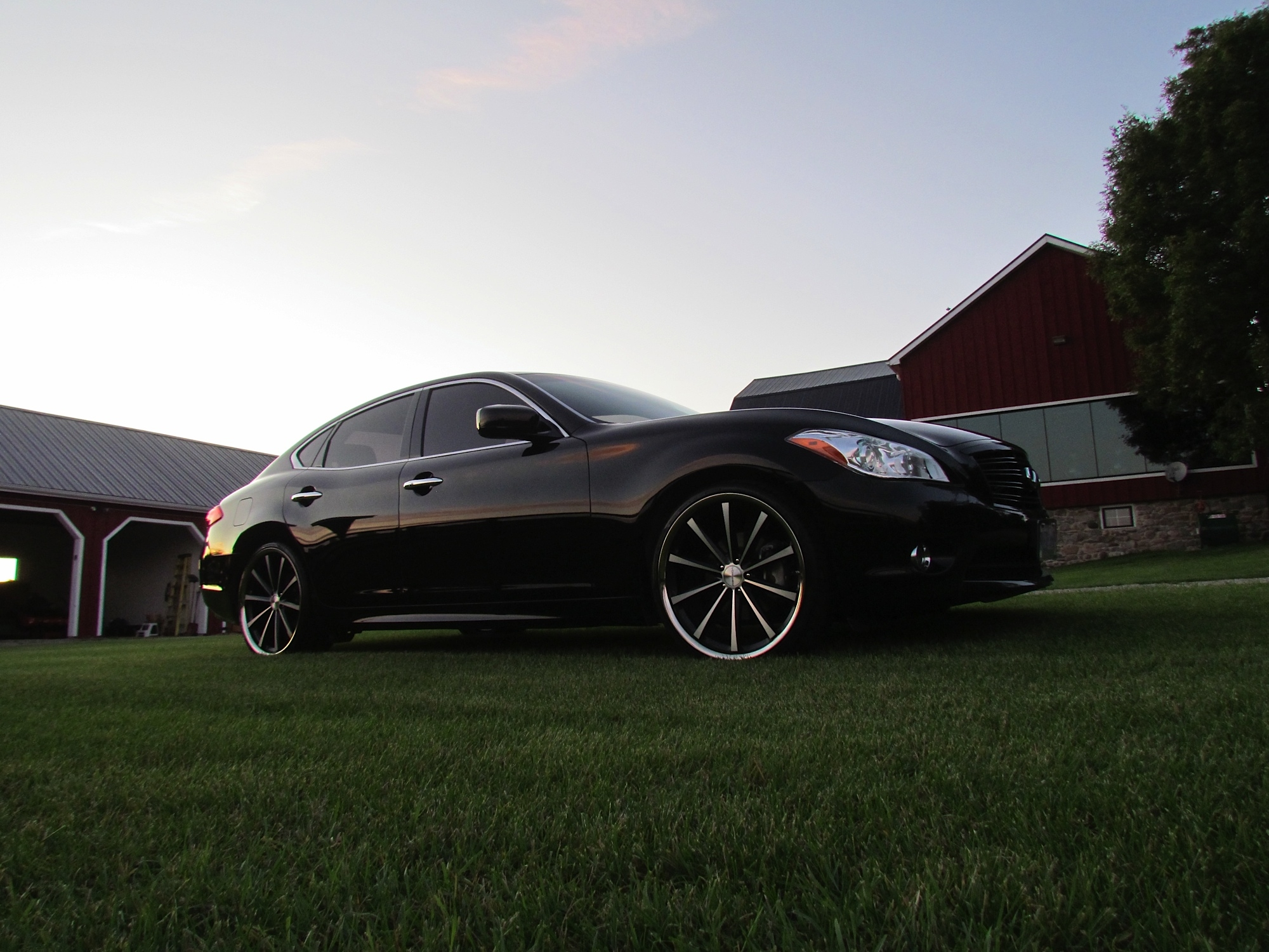 Another orena 2011 Infiniti M post... - 15263535