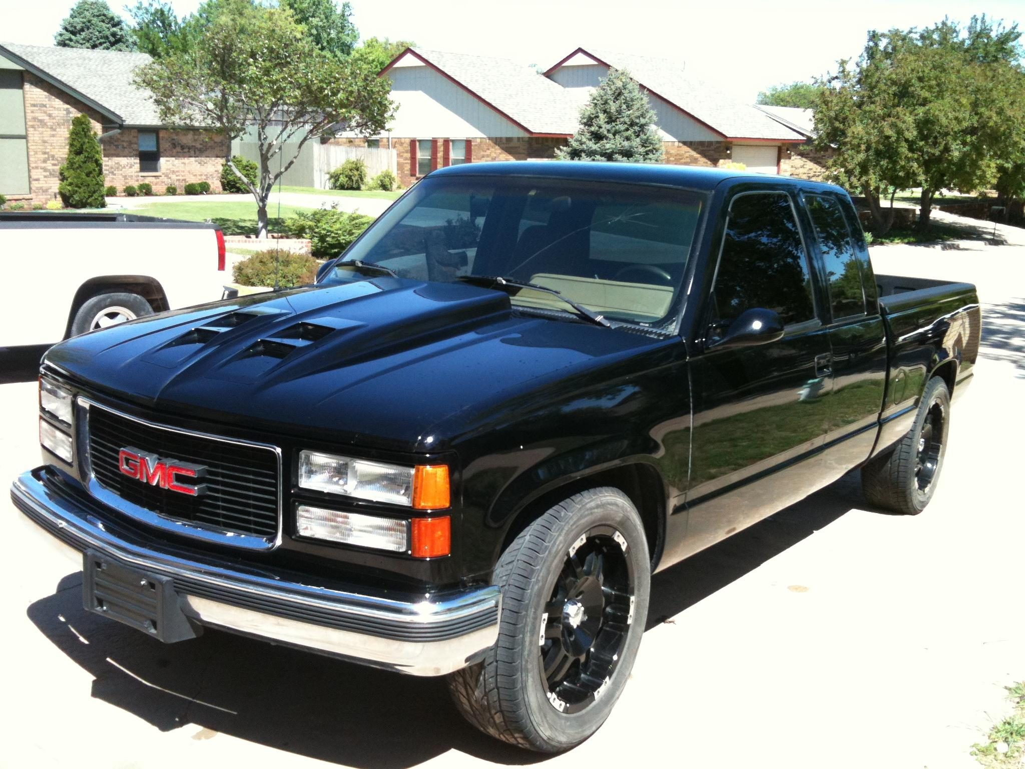bradpittman 1994 gmc sierra 1500 extended cab specs. Black Bedroom Furniture Sets. Home Design Ideas