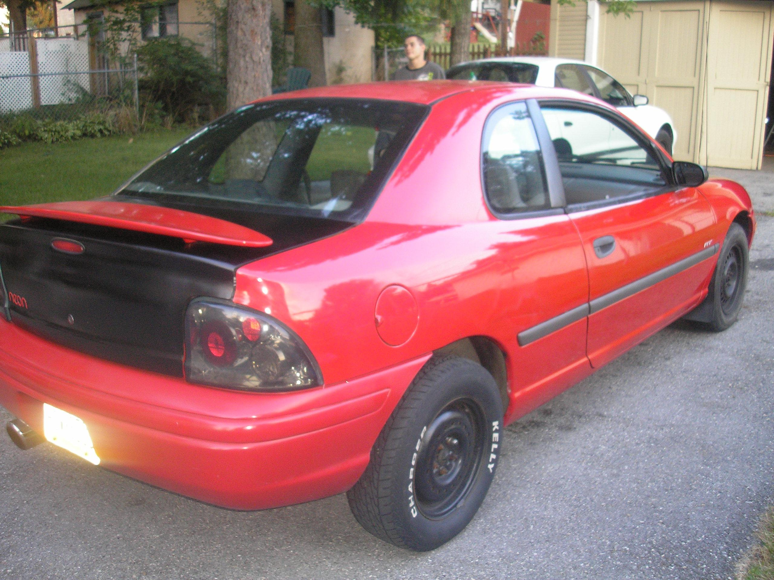 Another lilzachy 1996 Dodge Neon post... - 15263725