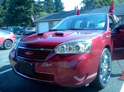 06sporteditions 2007 Chevrolet Malibu