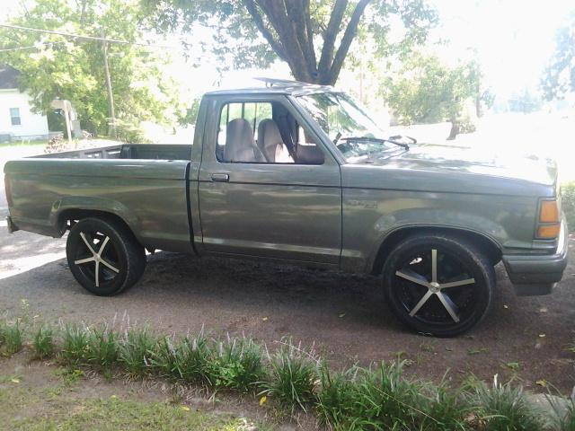jevaughner 1991 ford ranger regular cabcustom short bed. Black Bedroom Furniture Sets. Home Design Ideas