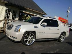 CaddiEXT 2007 Cadillac Escalade EXT