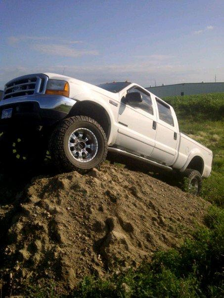 Another goodie85 2001 Ford F250 Super Duty Crew Cab post... - 15264524