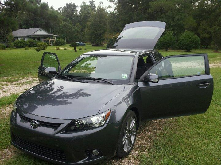 husser94 39 s 2011 scion tc hatchback coupe 2d in loranger la. Black Bedroom Furniture Sets. Home Design Ideas