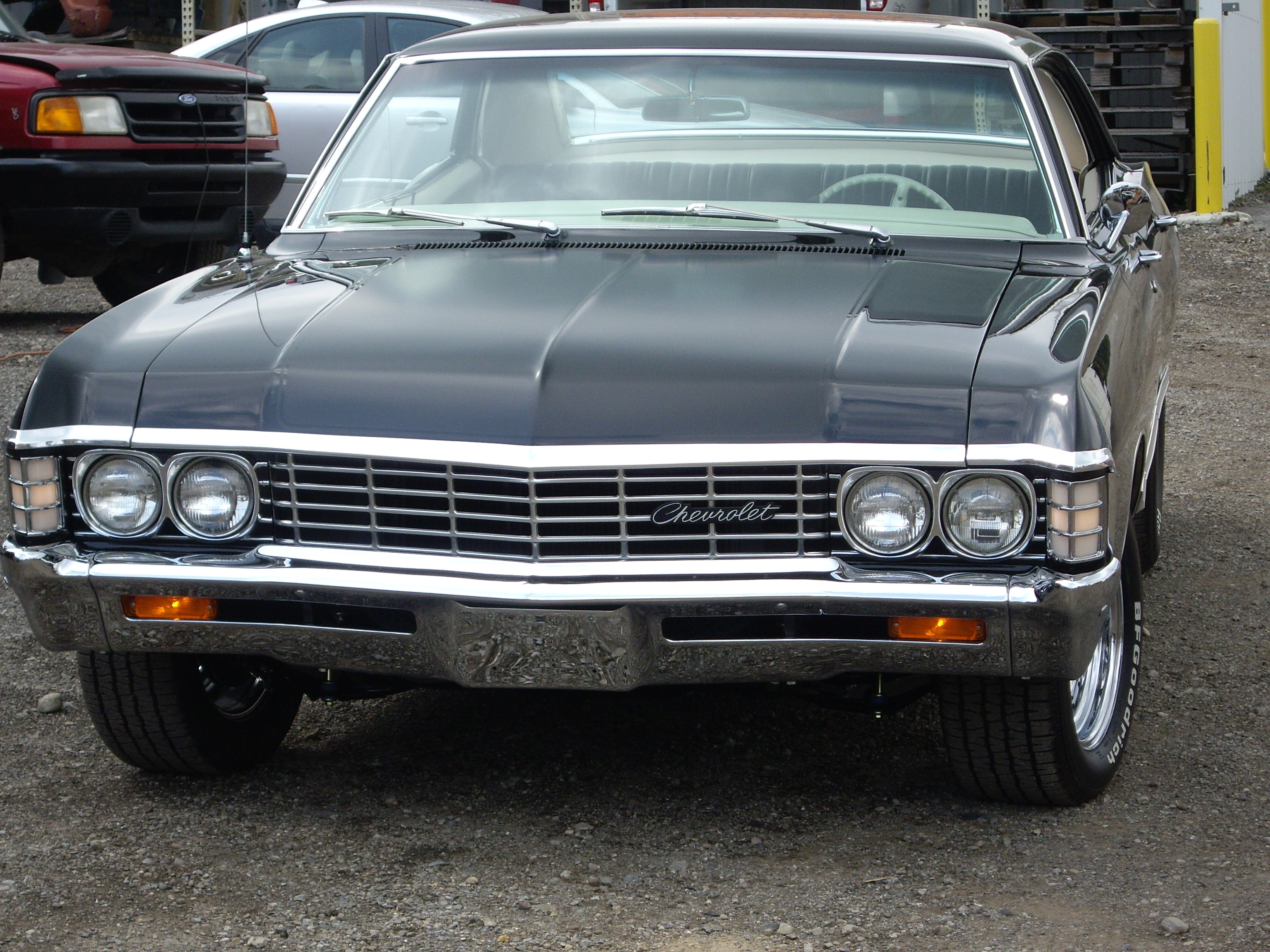 Another outlaw-53 1967 Chevrolet Impala post... - 15266051