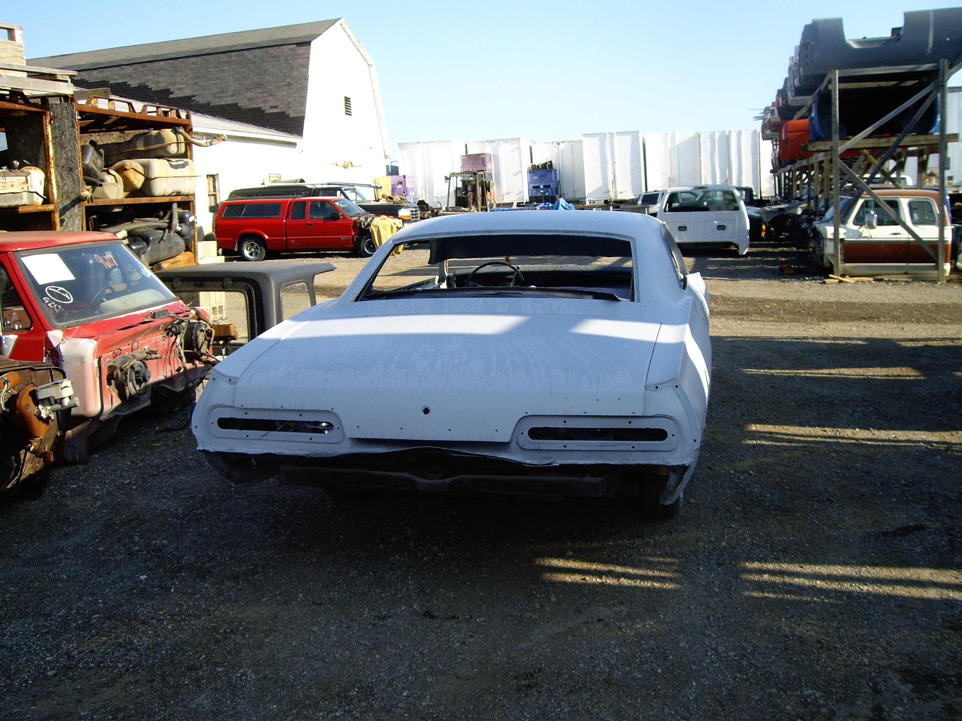 Another outlaw-53 1967 Chevrolet Impala post... - 15266069