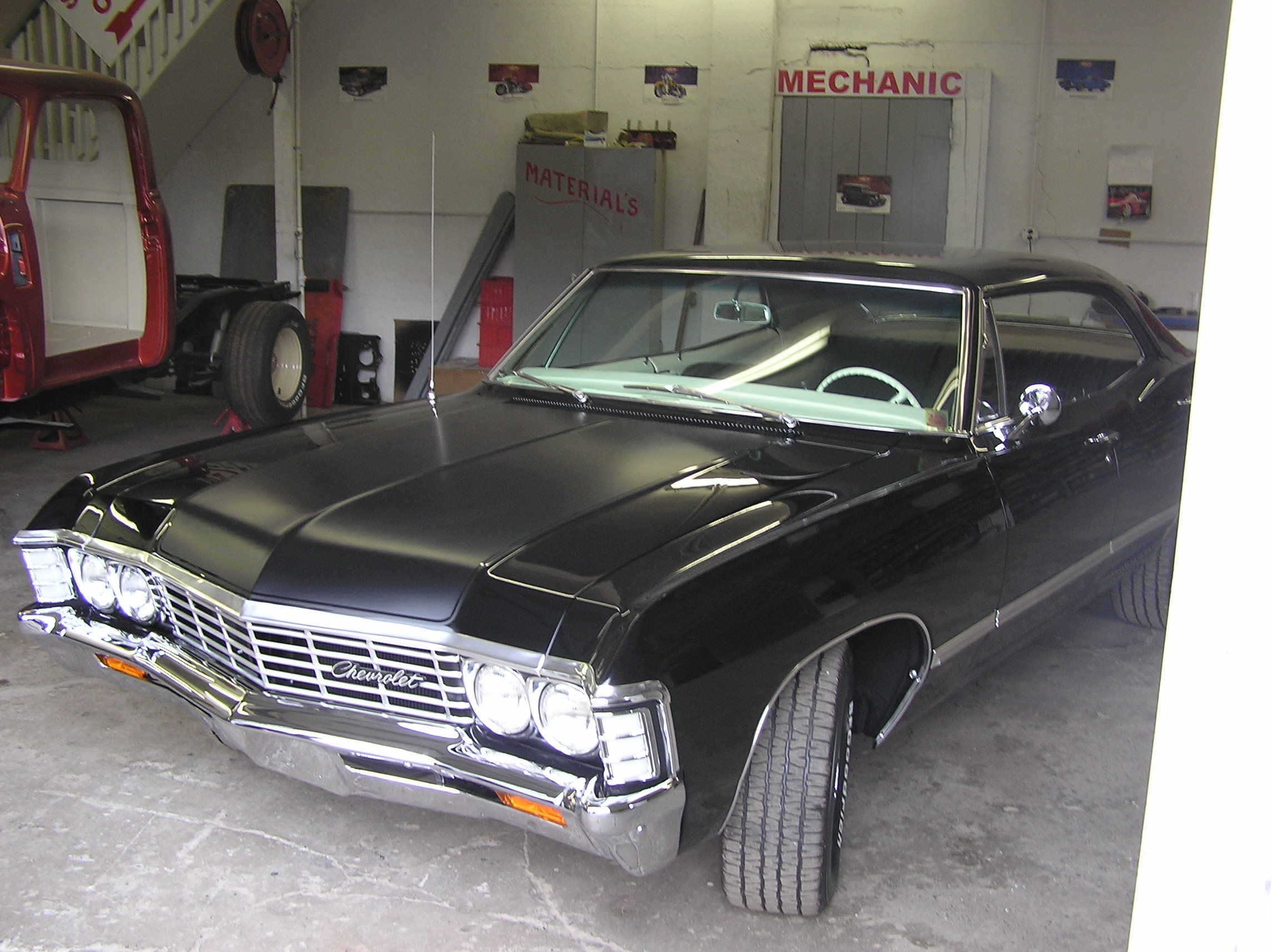 Another outlaw-53 1967 Chevrolet Impala post... - 15266074