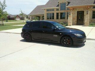 Another TexasSpeed3 2007 Mazda MAZDA3 post... - 15266177