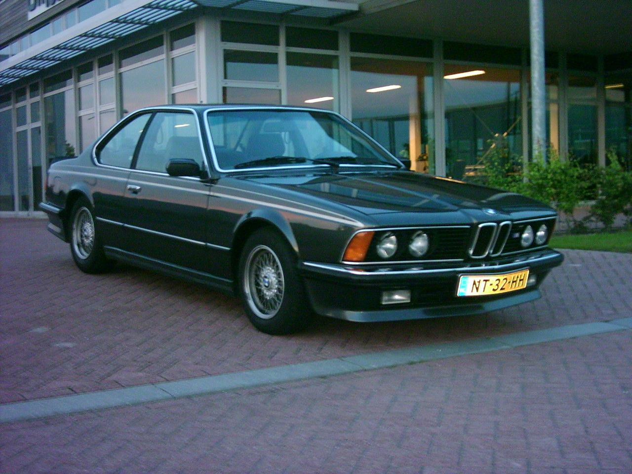 RexKinglive 1978 BMW 6 Series