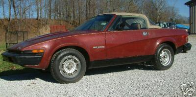 Another mgb4tim 1981 Triumph TR7 post... - 15266245