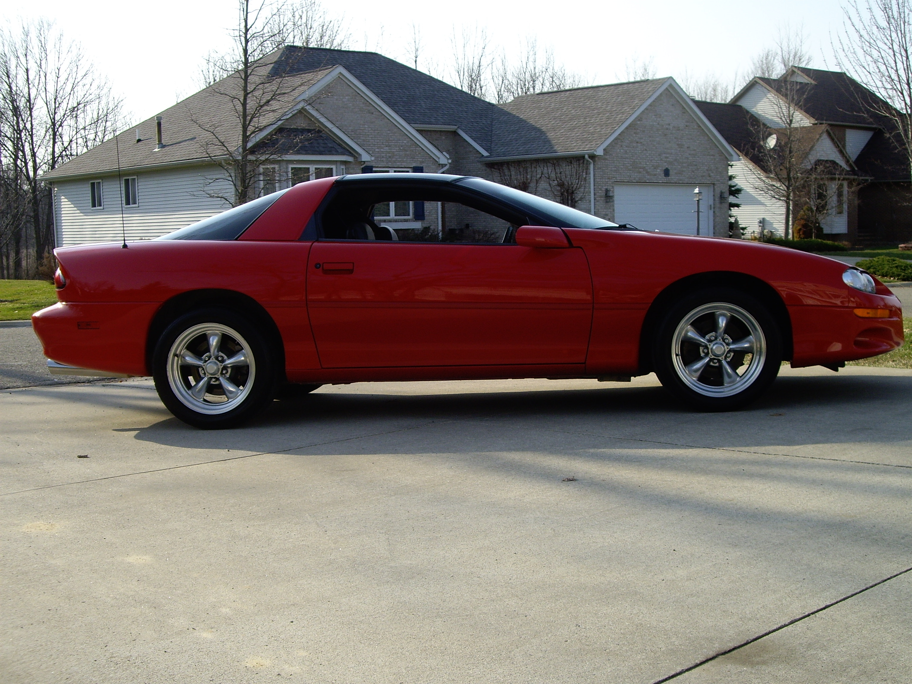 Another outlaw-53 2002 Chevrolet Camaro post... - 15266304