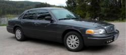ImpulseRockets 2005 Ford Crown Victoria