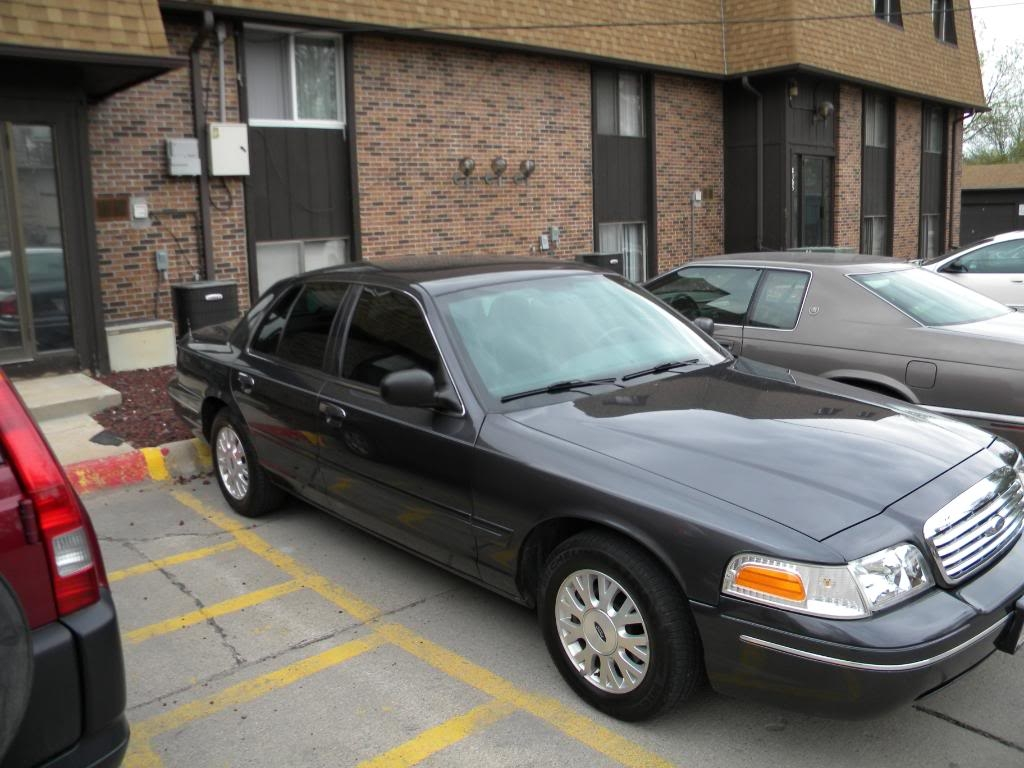 Another ImpulseRocket 2005 Ford Crown Victoria post... - 15266403