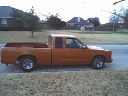mys-15 1989 GMC S15 Extended Cab