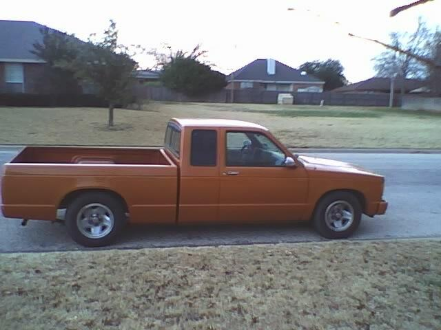 mys-15 1989 GMC S15 Extended Cab 15266493